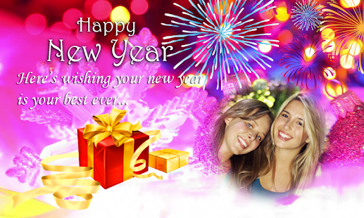 Happy New Year Photo Frame 2018 - Android Apps on Google Play