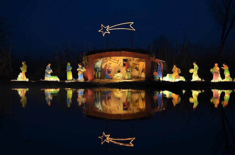 Natale sul fiume Mincio... di Licia Piazza