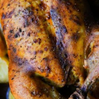 Skillet Roasted Chicken & Potatoes