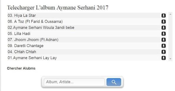 Jadid Ayman Serhani Album 2018 - náhled
