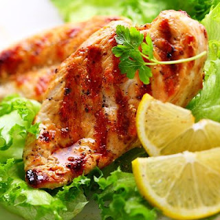 Thai Honey-Garlic Grilled Chicken - Best Ever! Recipe