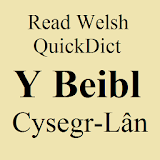 Read Welsh QuickDict Y Beibl Cysegr-Lan