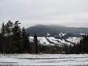 Photo: 23.Luboń Wielki (1022 m n.p.m.) ze stoków Szczebla.