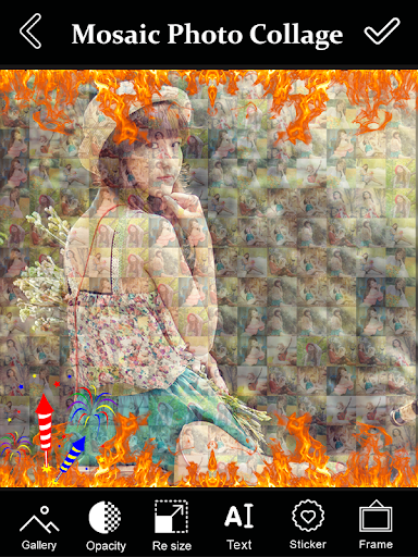Mosaic Photo Collage Maker for PC