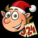 Elf Adventure Christmas Countdown Story 2018 icon