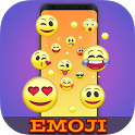 Funny Emoji Stickers Maker:Emotional Free Stickers icon