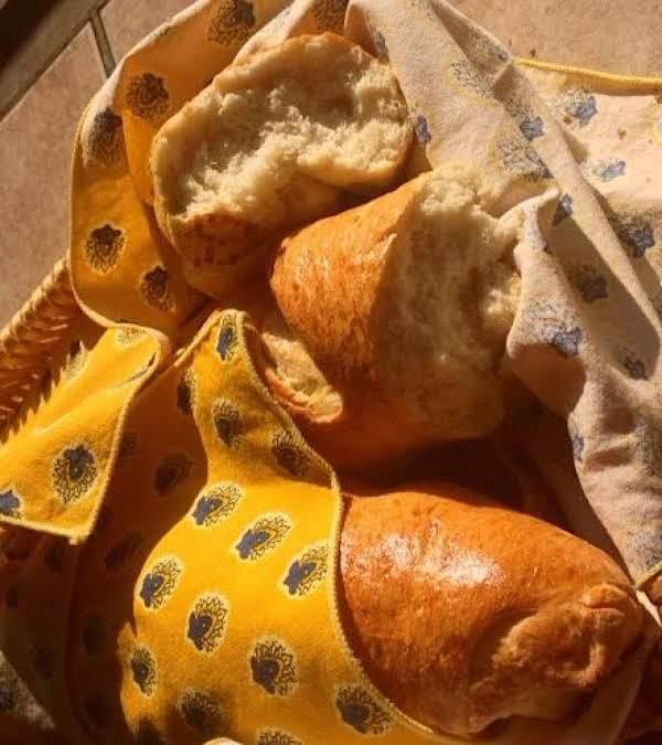 Bread Machine Baguettes