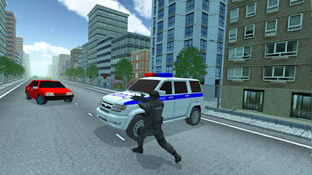 Police Car DPS 1.0.1 screenshot 582847