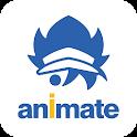 アニメイトアプリ icon