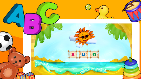 Kids learn ABC English App Download For Android and iPhone 8