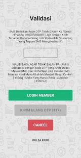PulsaPoin : Pusat Pembelian Stok Pulsa Nasional 1.1 APK + Mod (Unlimited money) إلى عن على ذكري المظهر