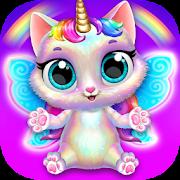 Twinkle  Unicorn Cat Princess