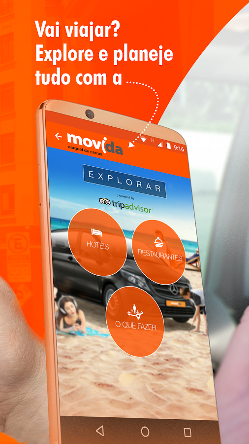 Aluguel de Carros & Rent A Car: Locadora Movida- screenshot