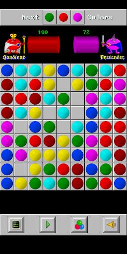 Color Lines GO screenshot 1