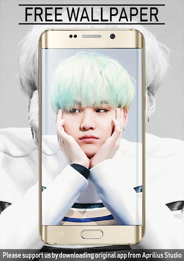 Suga Bts Wallpaper Kpop Fans Hd Apk Download Apkpure Co