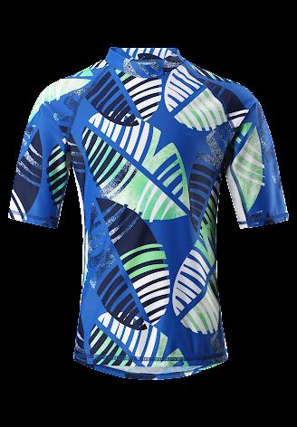 Reima Fiji 536268-6641 Blue uv- trøye