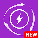 Fast Flash Share: share any file anywhere icon