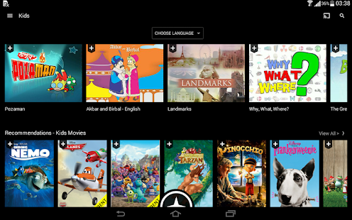 Hungama Play: Movies, TV, Kids- screenshot thumbnail