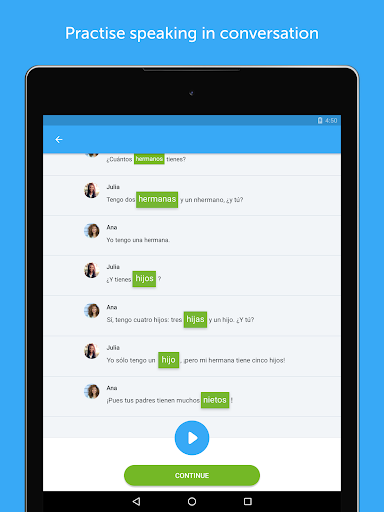 busuu - Easy Language Learning 12.2.1.27 screenshots 9