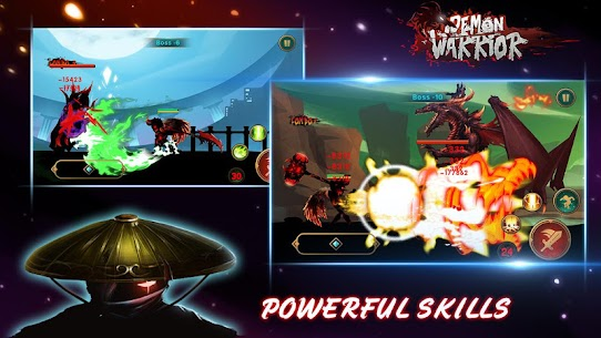 Demon Warrior: Stickman Shadow – Fight Action RPG 5