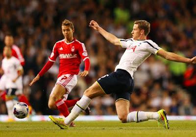 Tottenham s'impose logiquement à Tripolis