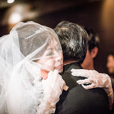 Wedding photographer Chien Hua Wu (chienhuawu). Photo of 05.02.2014