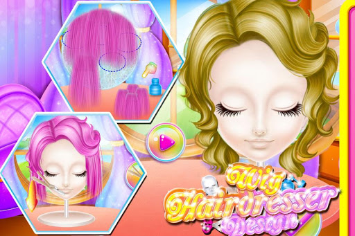 Hair Design Salon Apk Download 7