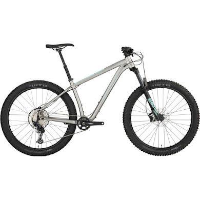 "Salsa Timberjack SLX 27.5+ Bike - 27.5"", Aluminum, Silver"