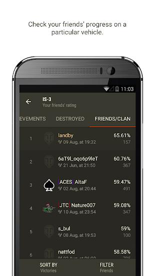 World of Tanks Assistant- screenshot thumbnail