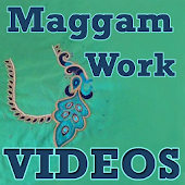 Maggam Work Design VIDEOs