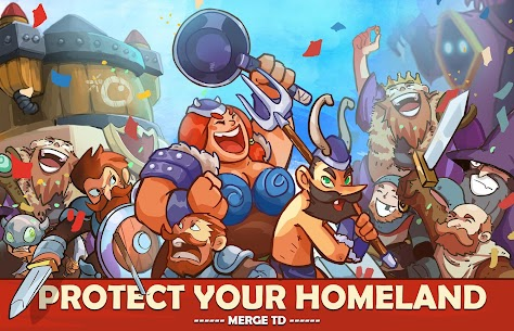 KING OF DEFENSE BATTLE FRONTIER MOD APK DOWNLOAD FREE HACKED VERSION 1