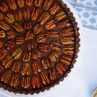 Chocolate Mousse Pecan Tart