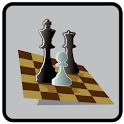 Fun Chess Puzzles Pro icon
