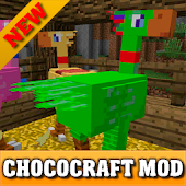 ChocoCraft mod for MCPE