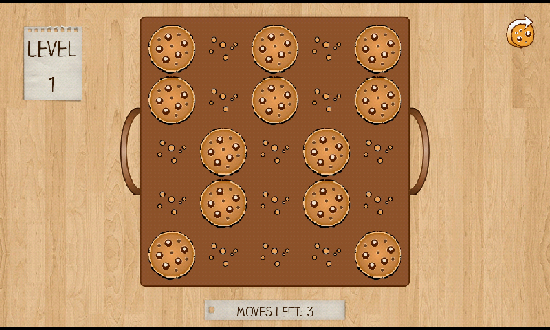 Magic Cookies!- screenshot