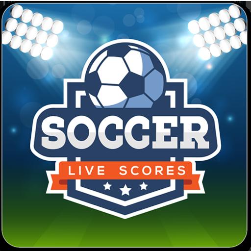 Soccer Live Scores and Results 運動 App LOGO-硬是要APP