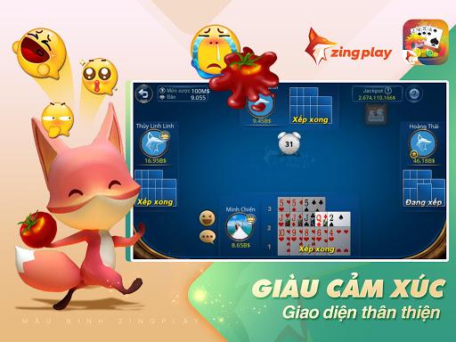 Poker VN - Mu1eadu Binh u2013 Binh Xu1eadp Xu00e1m - ZingPlay apktram screenshots 8