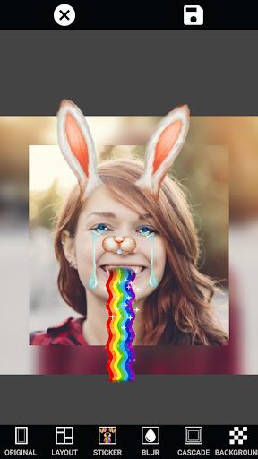 Photo Editor Filter Sticker & Selfie Camera Effect screenshot 22
