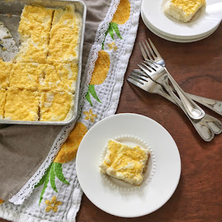 Cheesecake Squares No Butter Recipes.