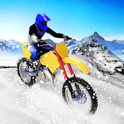 Offroad Snow Bike Driving Simulator - Moto Racing
