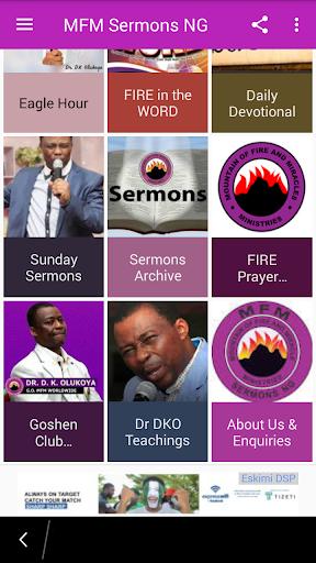 MFM Sermons NG 2.0 screenshots 2