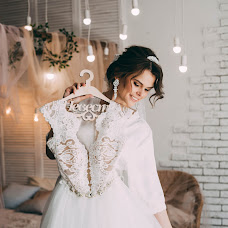Wedding photographer Mila Kravchenko (milagabibullaeva). Photo of 08.06.2018