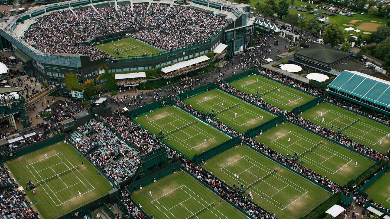 Watch Breakfast at Wimbledon live