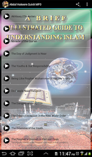 Abdul Hakeem Quick MP3 - náhled
