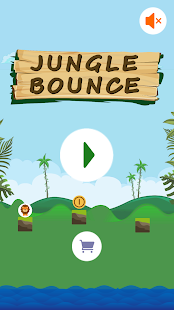 Jungle Bounce Animals - náhled