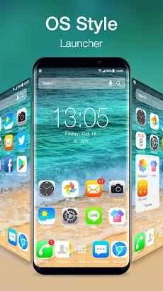 OS 11ランチャーテーマ&Phone Xスタイルのおすすめ画像1