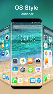 App iLauncher OS13-Phone X style APK for Windows Phone