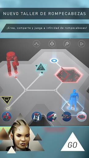 Deus Ex GO - Rompecabezas para Android