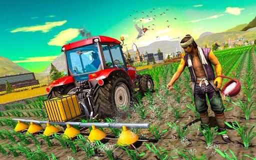 Farming Simulator Game 2018 u2013 Real Tractor Drive 1.4 screenshots 6