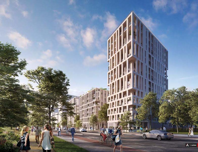 Programme immobilier neuf Bordeaux : appartements du 2 pièces au 4 pièces à partir de 352000 €